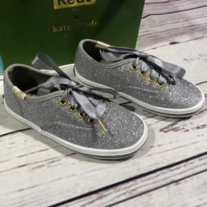 Ked's Kate Spade Champion Glitter shoes
